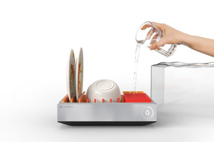 Heatworks Redesigns The Standard Dishwasher To Suit Micro Homes Countertop Dishwasher Small Dishwasher Dishwasher