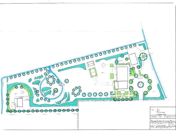 Boerderijtuin aan de kust door Ron den Dikken, Exclusieve tuinen  http://www.exclusievetuinen.nl