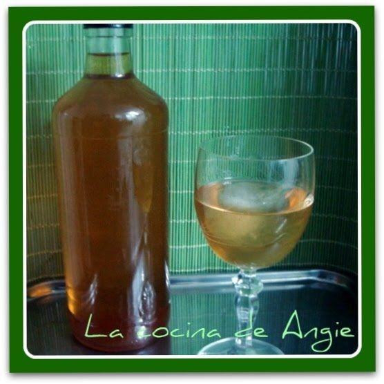 La cocina de Angie: LICOR DE MANZANA