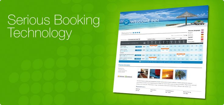 The Booking Button