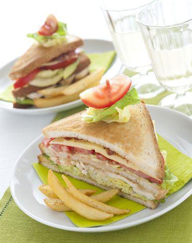 Il sandwich da spiaggia