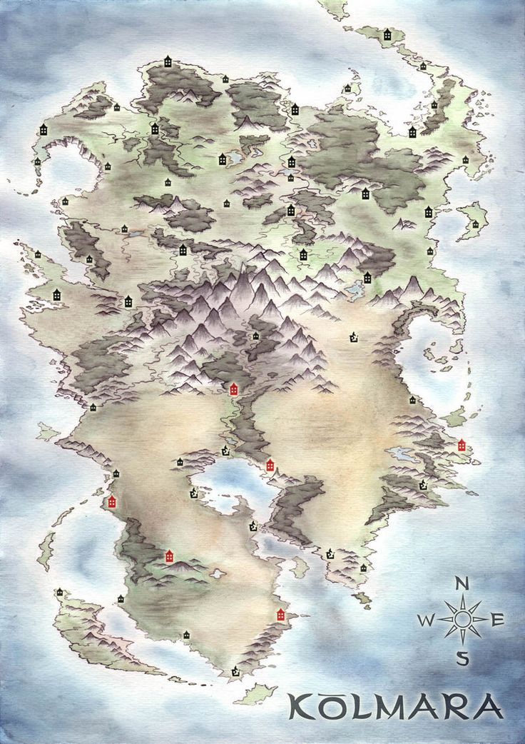 697 best maps jdr pour rll20 images on pinterest maps cards a commission for the writer aaron henderson showing his fantasy world called krig his gumiabroncs Image collections