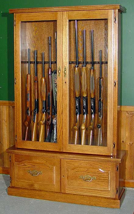 8 Best Images About Gun Cabinet Plans On Pinterest Steel