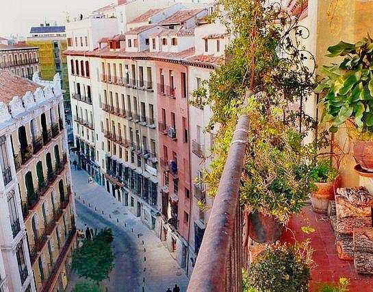 Vistas de la calle de San Miguel
