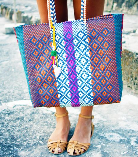 @Who What Wear - The 10 Beach Bag Essentials For A Stress-Free Summer