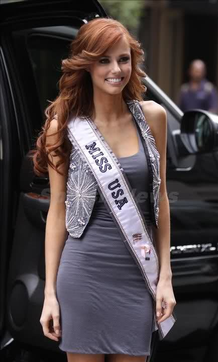 Miss USA and model, Alyssa Campanella ... She is such an inspiration to me! Not only is she absolutely breathtakingly gorgeous, but she is intelligent and down to earth as well...  I'm sad she didn't win Miss Universe!!