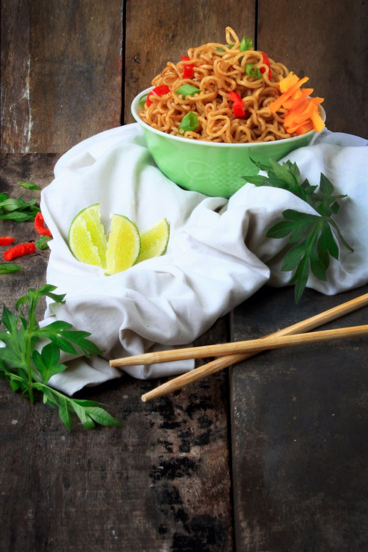 Noodles oh noodles  by Good food Photography