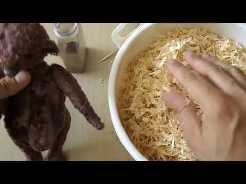 Видео мастер-класс: шьем мишку в винтажном стиле. Урок 5 - Ярмарка Мастеров - ручная работа, handmade