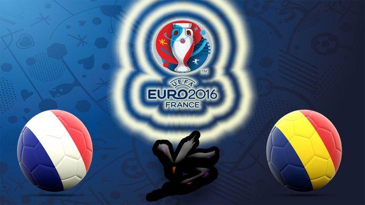Ponturi pariuri fotbal Franta-Romania Euro2016 http://bit.ly/1tmPAhn