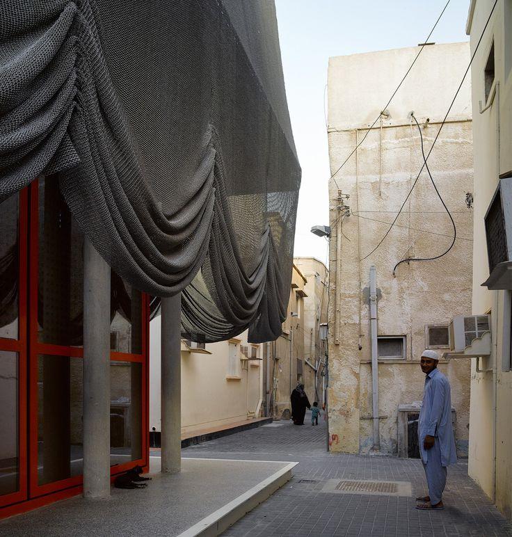 Geers and van Severen build two houses in Bahrain