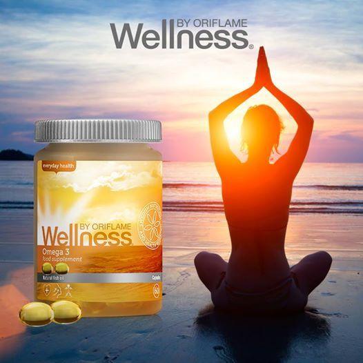 Diferentes investigaciones demuestran que los ácidos grasos Omega 3 reducen la inflamación y pueden ayudar a reducir el riesgo de enfermedades crónicas como las enfermedades cardíacas, el cáncer y la artritis. ¡Inclúyelo en tu dieta y encuentra tu equilibrio físico y emocional! #Omega3 #Wellness #OriflameMX