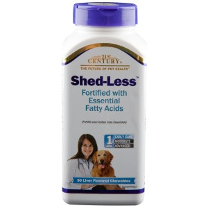 Highest rated shedding solution, found at Petsmart!                                                                                                                                                                                 More