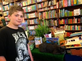 Read, Write, Reflect: Boys and Reading