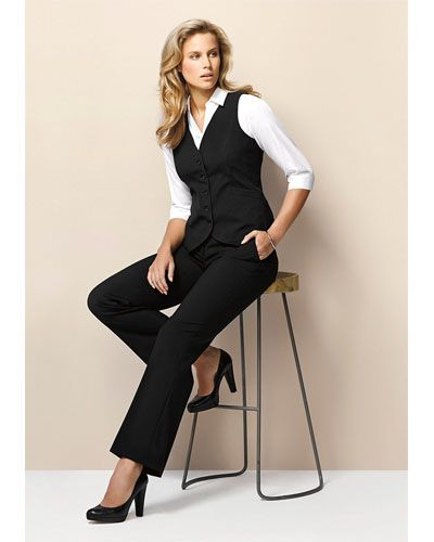 BC Range 54011 - 3 piece #ladies suit or  for #Hospitality #Corporate #uniforms