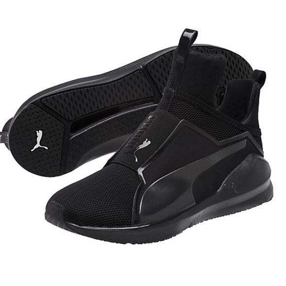 BNIB Original Puma Fierce Core Trainers Brand new in box authentic Puma  Fierce sneakers in black. These are sold out and are SUPER lightweight and  ...