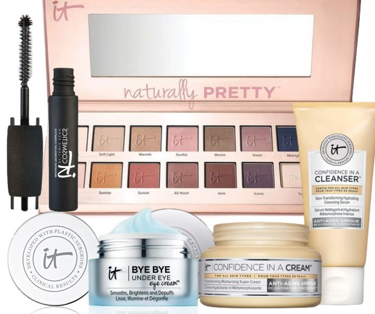 Enter To Win The Ultimate It Cosmetics Bundle  [$151]