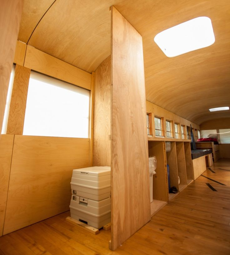 Gallery of student thesis project turns bus into tiny house 3 thesis tiny houses and house
