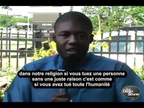 [The Deen Show] Entretien avec Muslim Bilal, ex-rappeur converti à l'islam - YouTube