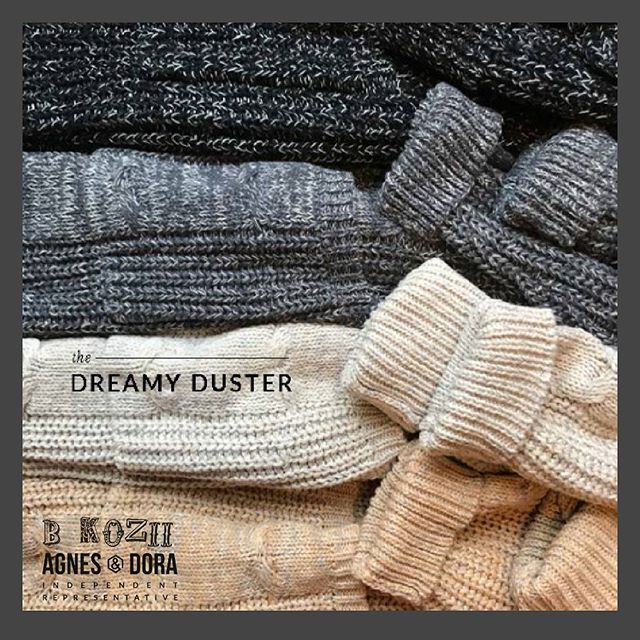 sweet dreams in #AandDgoesHygge Dreamy Duster. NEW ARRIVAL in a Burgundy heathered space dye. Check my shop site in my profile or dm me with questions  @agnesanddora #Danish #Scandinavian #sweaters #dusters #girlboss #fashionforall (scheduled via http://www.tailwindapp.com?utm_source=pinterest&utm_medium=twpin)