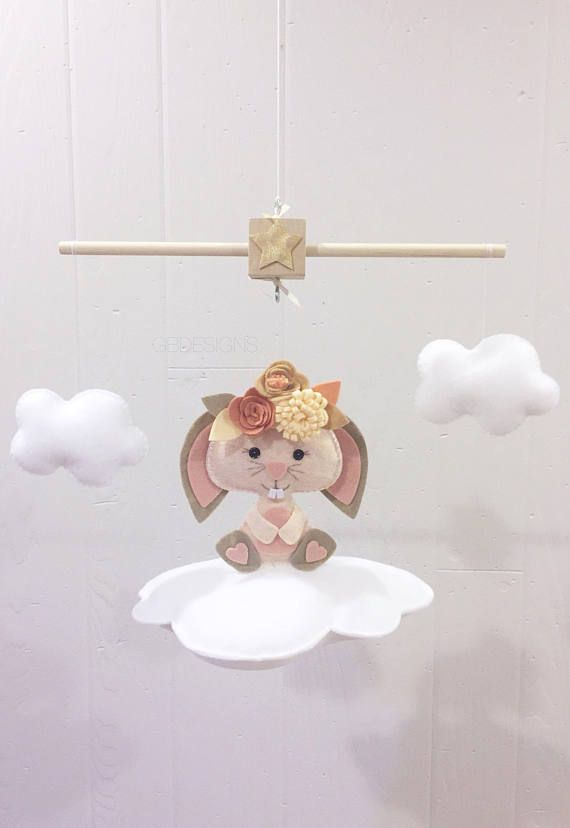 Baby Mobile Baby Mobile Hase Kaninchen Mobile Selber Machen