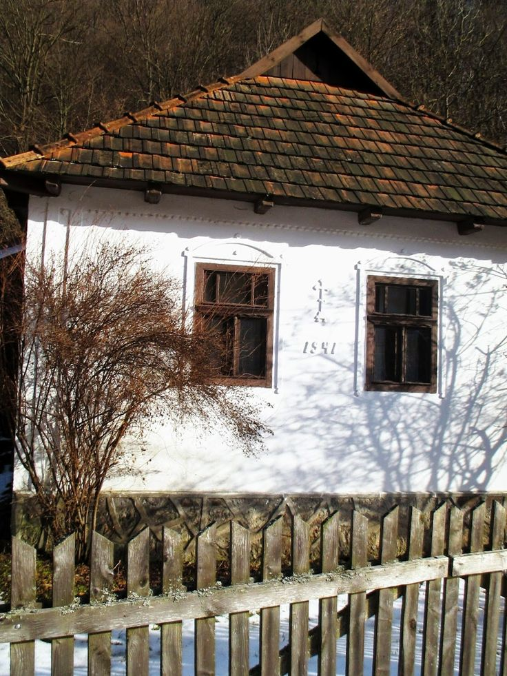 Wonderful peasant house at Újhuta