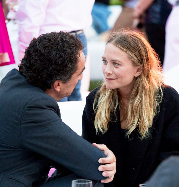 Congratulations to Mary-Kate Olsen and Olivier Sarkozy!