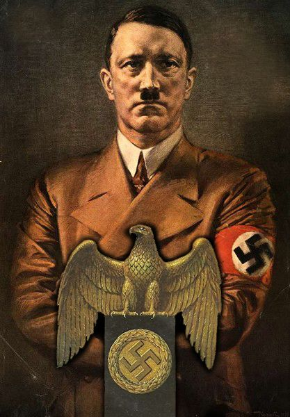 Magnificent portraits of the Führer you should all enjoy!