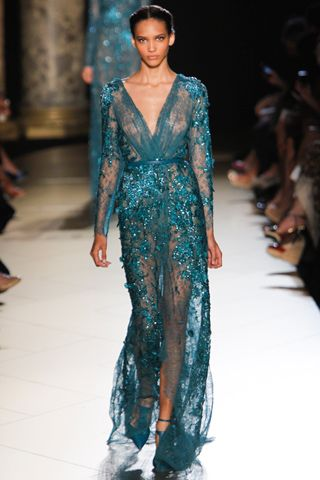 FW12-13 Haute Couture Elie Saab: Eliesaab, Fashion, Style, 2012 2013, Dresses, Fall 2012, Elie Saab Fall, Haute Couture