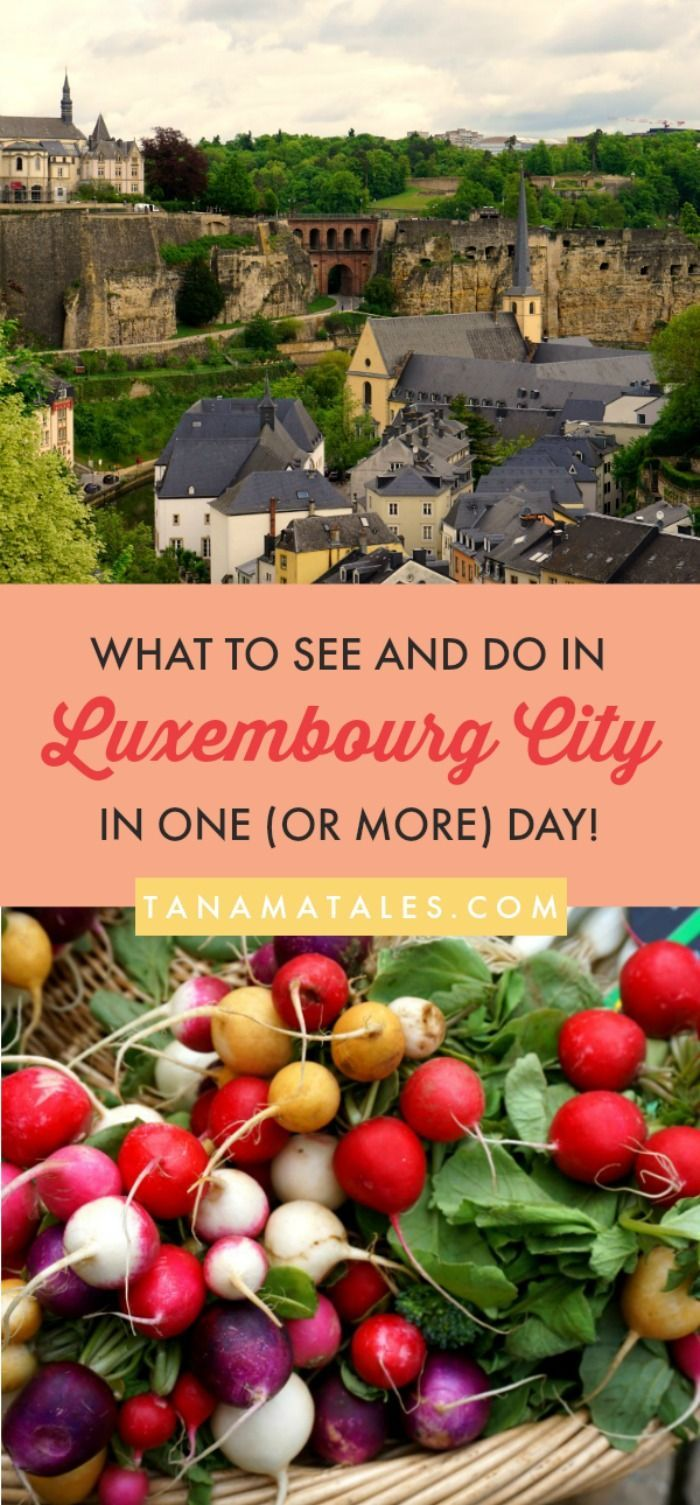 Things to do in Luxembourg City, Luxembourg – Travel Tips and Ideas - If you want to discover a true European gem, you have to visit Luxembourg City.  This guide of things to see and do in the city is all you need for one day (or two or three days).