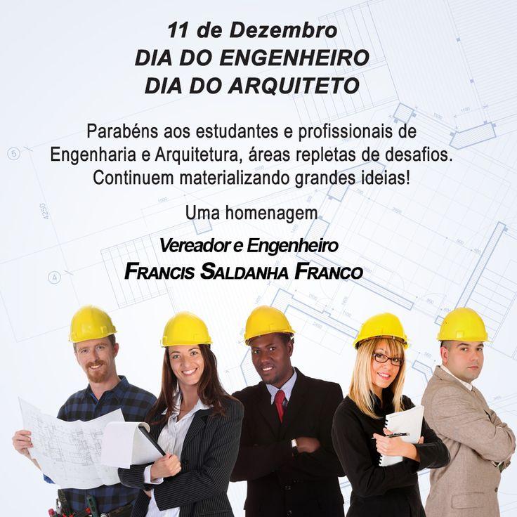 Dia do Engenheiro e do Arquiteto