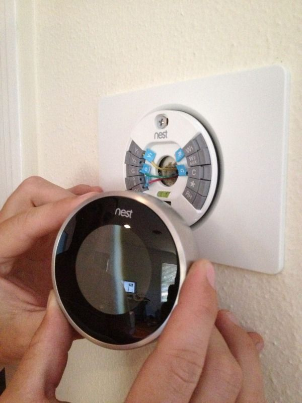 How to install a nest