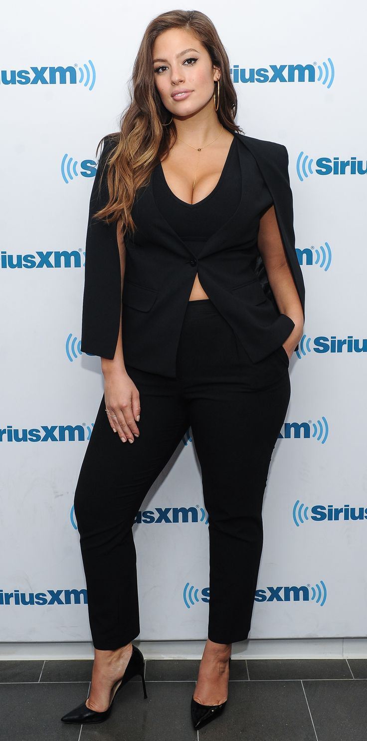 9 Plus-Size Style Lessons to Learn from Ashley Graham - Strategically Show Skin from InStyle.com