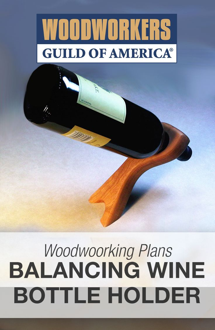 375 best images about woodworking projects on pinterest woodworking projects for beginners - Wine bottle balancer plans ...