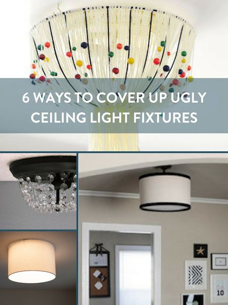 25 best ideas about ceiling light covers on pinterest - How to remove bathroom light fixture cover ...