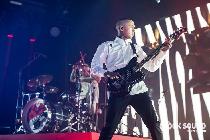 Twenty One Pilots Crowned 'Top Rock Artist Of 2016' - News - Rock Sound Magazine