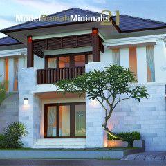 Model Rumah Minimalis 2 Lantai Pak Iwan
