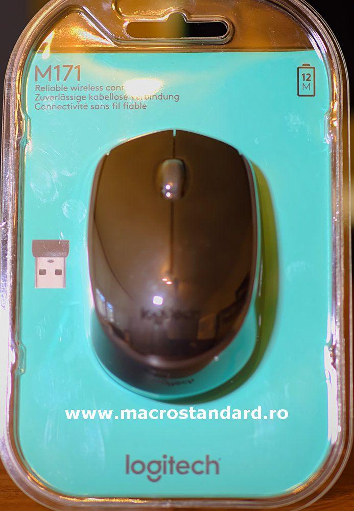 Mouse Wireless USB Logitech M171