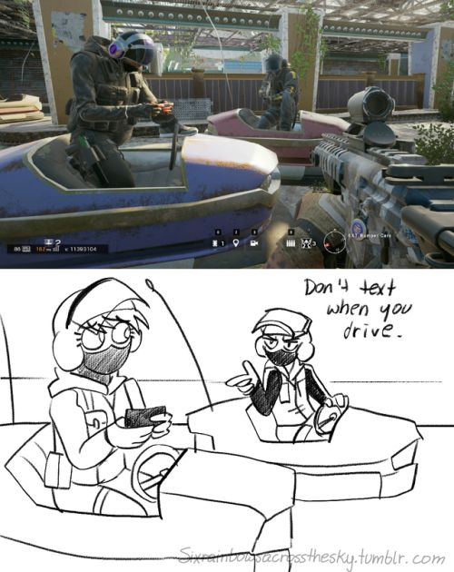 rainbow six siege iq | Tumblr