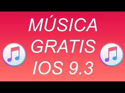 Descarga Música gratis en tu iPhone, iPad, iPod Touch en iOS 9.3.3 (Sin Jailbreak) - YouTube