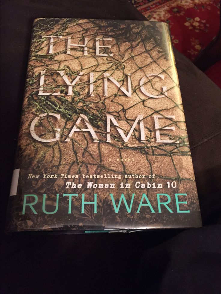 The third book from Ms. Ware, a very reliable author.  Secrets and lies kept by 4 friends over 15 years..very entertaining.