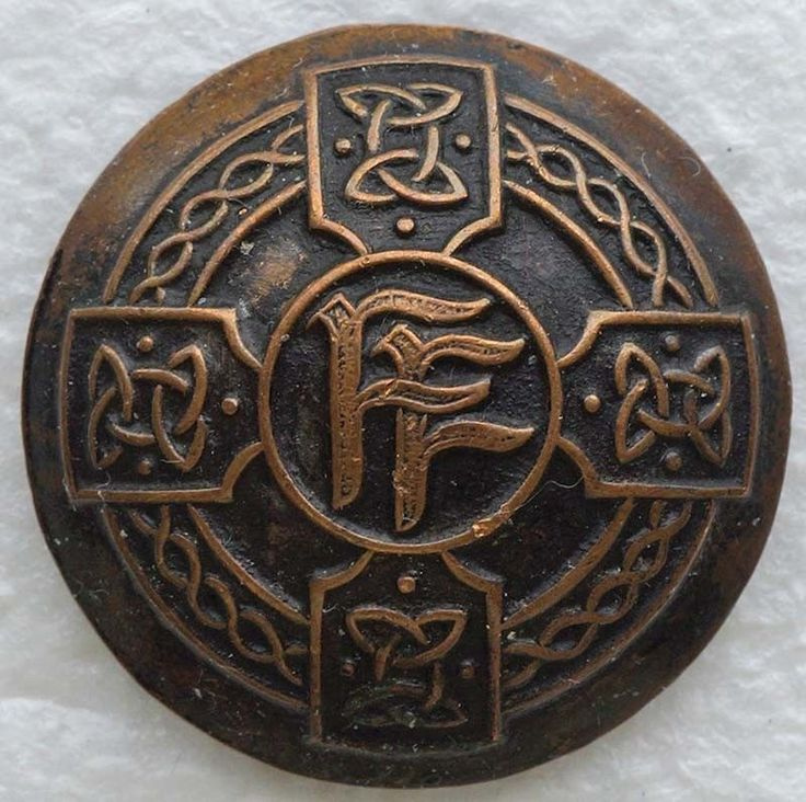 Irish Army Chaplains Button Defence Forces Early Issue | Collectables, Militaria, Current Militaria (1991-Now) | eBay!