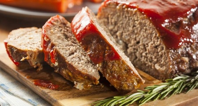 Paula Deen's Good Ol' Fashioned Southern Meatloaf