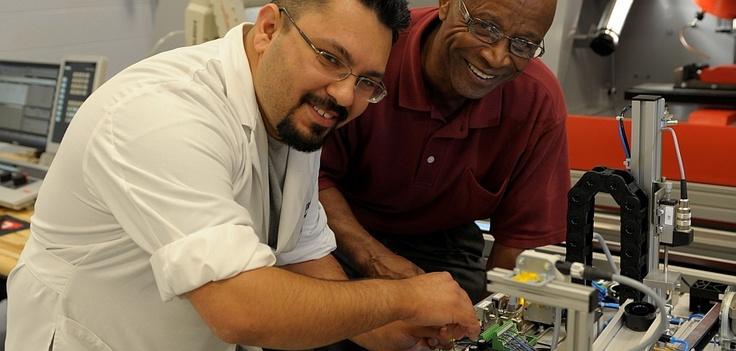 The North Carolina Advanced Manufacturing Alliance