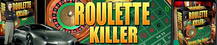 Roulette Killer Software - winning at online roulette gambling casino systems