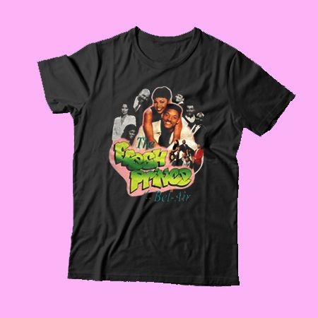 The Fresh Prince Of Bel Air T-SHIRT For Men and Women
