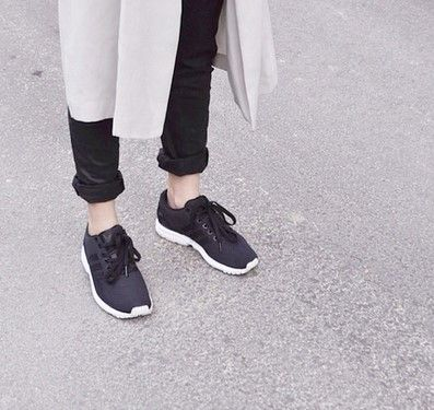 Adidas Zx Flux Black Women