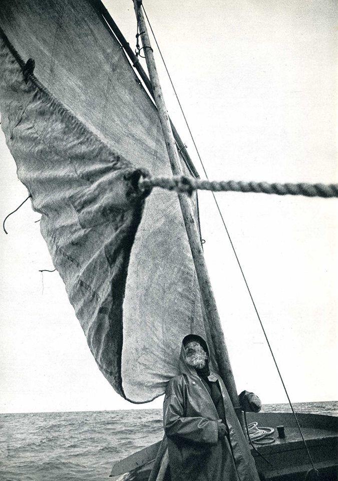 Eduard Boubat La viel Home et la Mer 1982