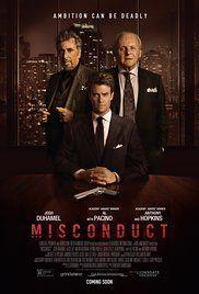 Misconduct 2016