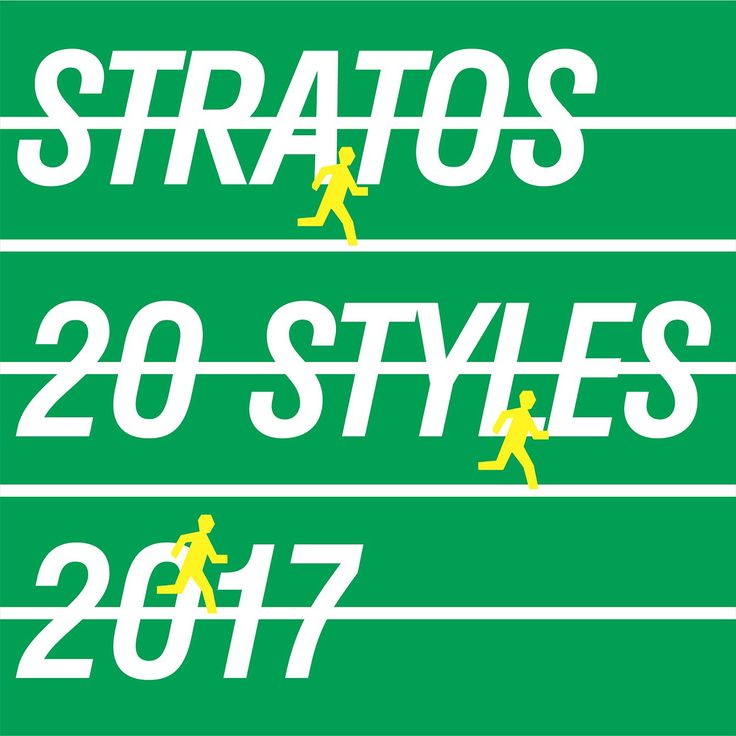 Stratos by  @productiontype #font #typedesign #type #start #finish #graphicdesign