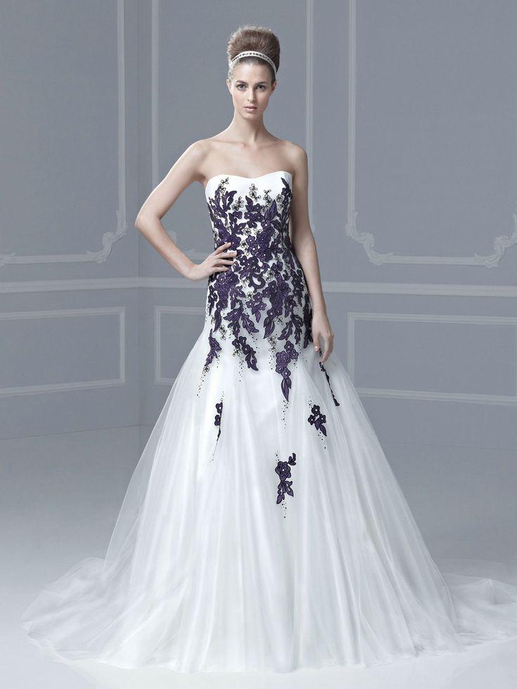 7 Best Dresses Images On Pinterest Wedding Dressses Black And